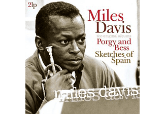 Miles Davis - Porgy and Bess / Sketches of Spain (Vinyl LP (nagylemez))