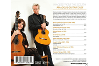 Amadeus Guitar Duo - Images From The South [CD]