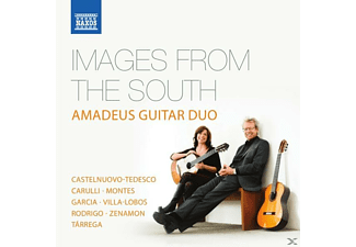Amadeus Guitar Duo - Images From The South - (CD)