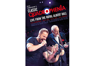 Billy Idol, Royal Philharmonic Orchestra - Classic Quadrophenia-Live From Royal Albert Hall - (DVD)