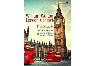 Philharmonica Orchestra And Chorus, Chung Kyung-wha, Allen Thomas - London Concert [DVD]