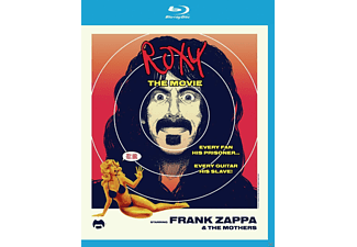 The Mothers Frank Zappa - Roxy-The Movie [Blu-ray]