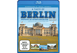 A Taste of Berlin - Hauptstadt mit internationalem Flair [Blu-ray]
