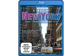 A Taste of New York - American Dreams [Blu-ray]