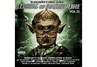 VARIOUS - Lords Of Hardcore Vol.13 [CD]