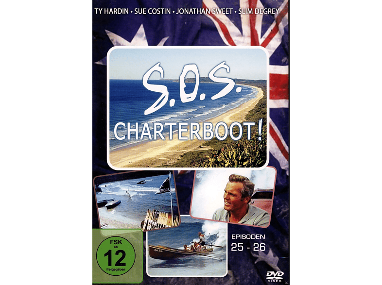 S.O.S. - CHARTERBOOT - Episoden 25 - 26 [DVD]