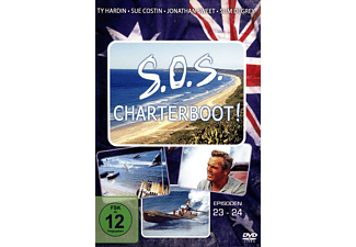 S.O.S. - CHARTERBOOT Episoden 23 - 24 - (DVD)