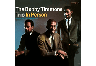 Bobby Trio Timmons - In Person [Vinyl]