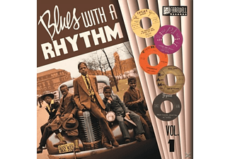 "VARIOUS - Blues With A Rhythm Vol.1 (10"") - (Vinyl)"