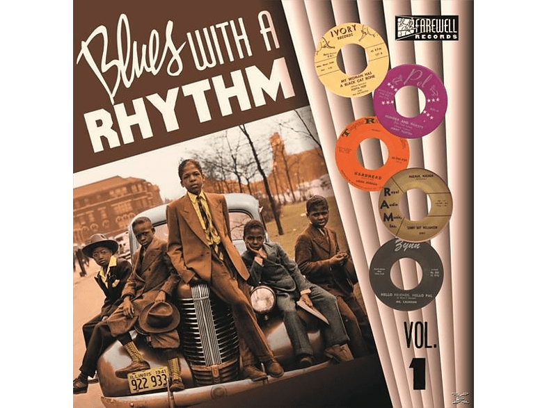 "VARIOUS - Blues With A Rhythm Vol.1 (10"") [Vinyl]"