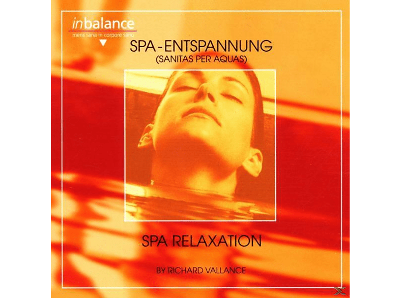 Richard Vallance - Spa Entspannung (Sanitas Per Aquas) [CD]