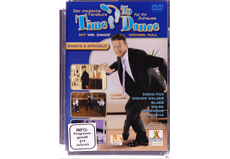 Time to Dance - Basics & Special [DVD]