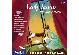 Lady Susan (English) - (CD)
