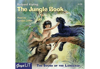 The Jungle Book (English) - (CD)