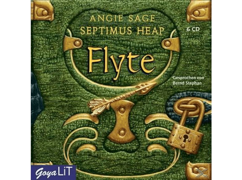 Septimus Heap 2: Flyte - (CD)