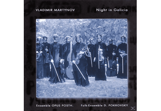 Tatiana Opus Posth./grindenko - Night In Galicia [CD]