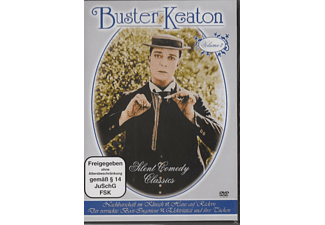 Buster Keaton - Vol. 2 - Silent Comedy Classics - (DVD)