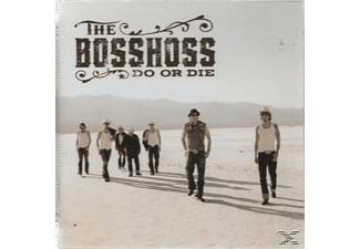 The BossHoss - Do Or Die [CD]