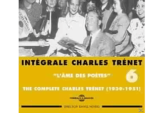 Charles Trenet - L'ame Des Poetes-The Complete Vol.6 - (CD)