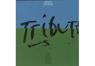 Keith Jarrett - Tribute - (Vinyl)