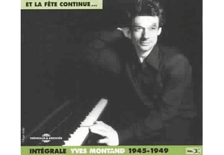 Yves Mont - Integrale Vol.1 (1945-1949) [CD]