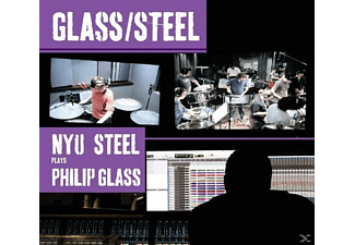 Nyu Steel - Nyu Steel Plays Philipp Glass - (CD)