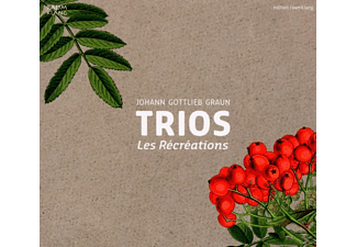 Les Recreations - Trios - (CD)