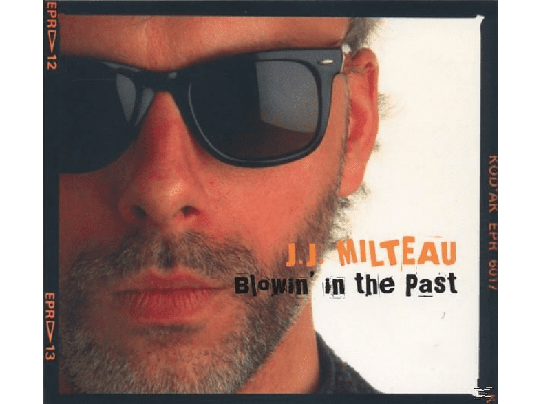 Jean-jacques Milteau - Blowin' in the Past [CD]