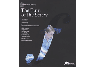 Miah Persson, The London Philharmonic Orchestra - The Turn Of The Screw - (Blu-ray)