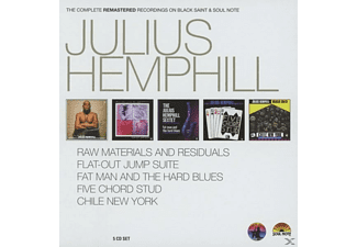 Julius Hemphill - Julius Hemphill - (CD)