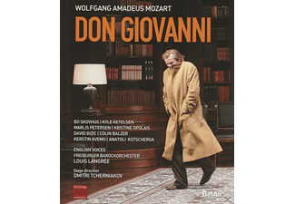 VARIOUS - Don Giovanni - (Blu-ray)