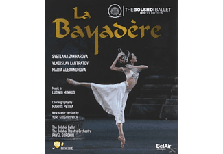 The Bolshoi Ballet, The Bolshoi Theatre Orchestra - La Bayadere - (Blu-ray)