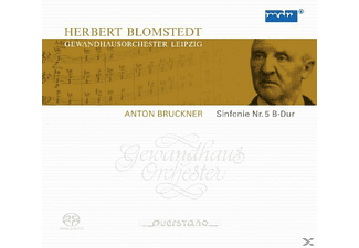 H. & GEWANDHAUSORCHESTER LEIPZIG Blomstedt - Sinfonie 5 - (Maxi Single CD)