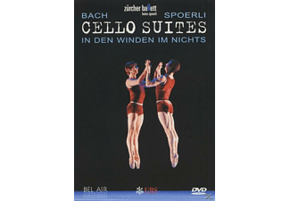 Spoerli - Cello Suites - (DVD)