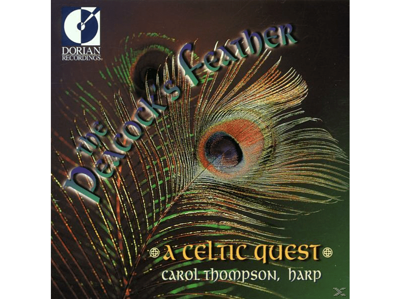 Carol Thompson - The Peacock's Feather [CD]