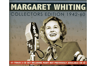 Margaret Whiting - Collectors' Edition 1942-60 - (CD)