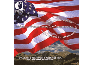 Dallas Symphony Orchestra (daso) - An American Panorama - (CD)