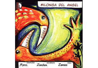 VARIOUS - Milonga Del AngelTimes Future - (CD)
