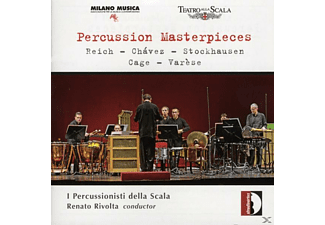Renato Rivolta - Percussion Masterpieces - (CD)