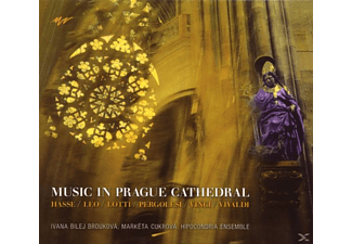 VARIOUS - Music In Prague Cathedral [CD]