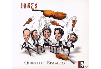 Quintetto Bislacco - JOKES - (CD)