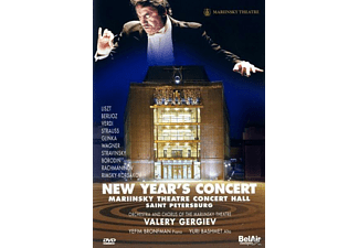 Mariinsky Theatre Orchestra Cho - NEW YEAR S CONCERT IN ST PETERSBURG - (DVD)
