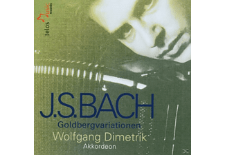 Wolfgang Dimetrik - Goldbergvariationen BWV 988 - (CD)