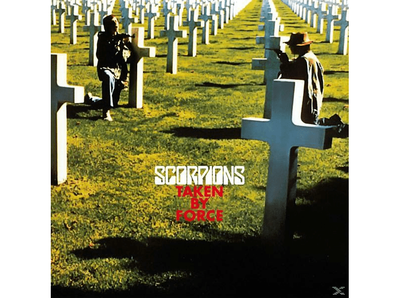 Scorpions - Taken By Force (50th Anniversary Deluxe Edition) [LP + Bonus-CD]