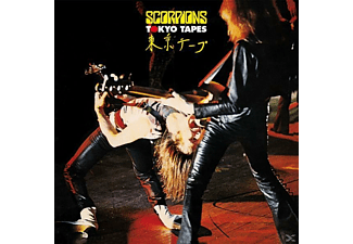 Scorpions - Tokyo Tapes (50th Anniversary Deluxe Edition) - (LP + Bonus-CD)