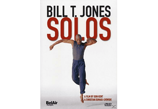 Bill T. Jones - Solos - (DVD)
