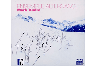 Ensemble Alternance - Ensemble Alternance-Mark Andre - (CD)