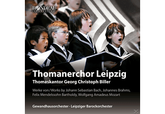 Biller/Thomanerchor Leipzig/Gewandhausorchester - Thomanerchor Leipzig - (CD)