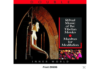 VARIOUS - Spiritual Music Of Tibetan Mon - (CD)