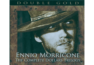 Ennio Morricone - COMPLETE DOLLARS TRILOGY - (CD)